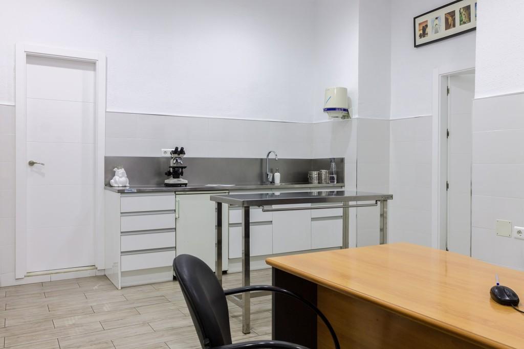 Despacho Clínica Veterinaria La Roca